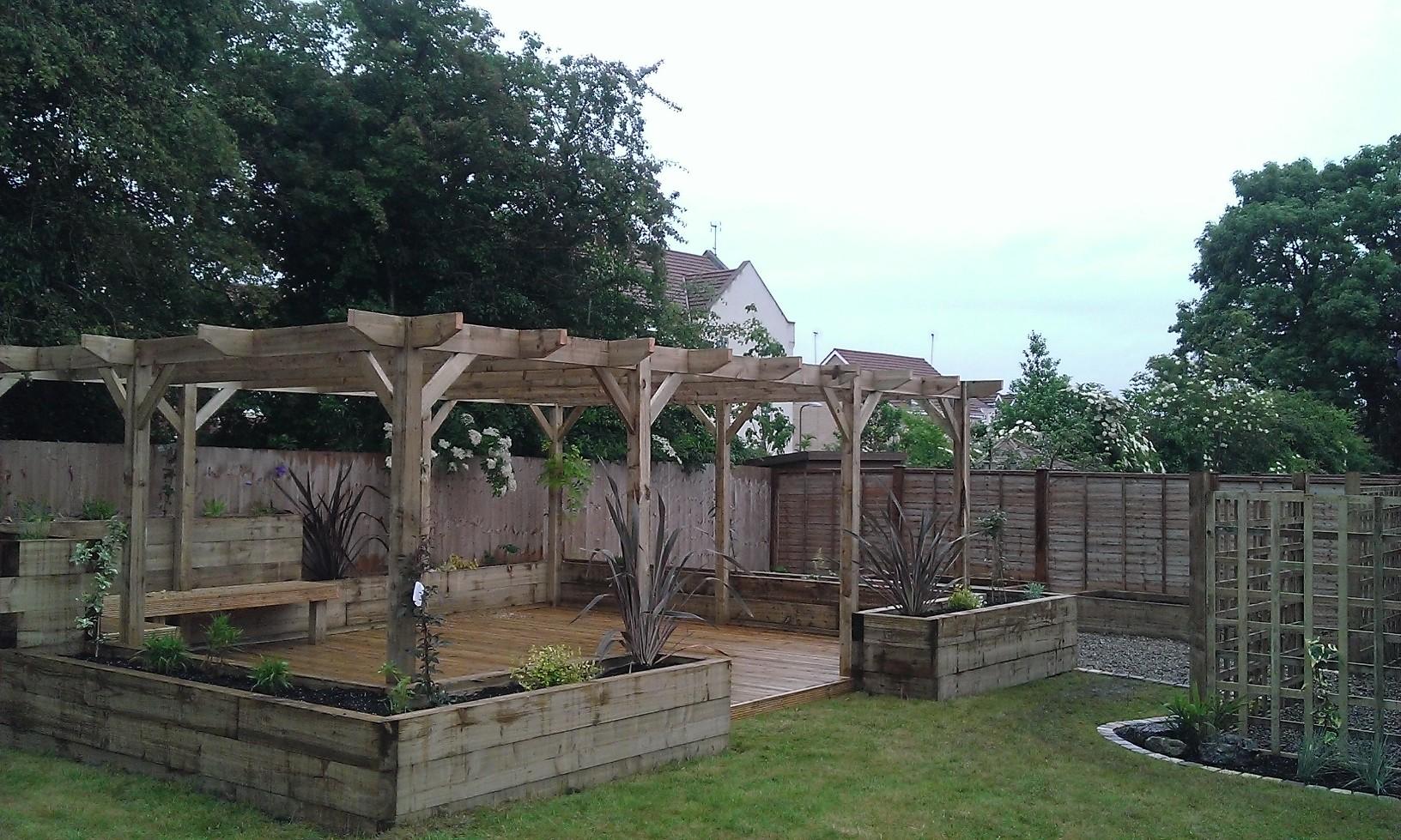 Garden Design York new dawn garden life – garden design, york